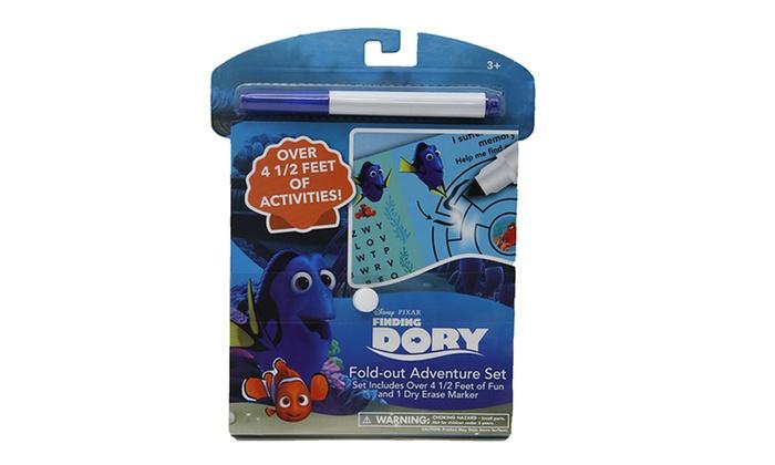 Finding Dory Dri-Erase Fun Activiy and Game Set
