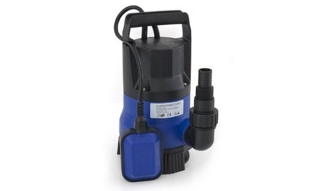 1HP 750W Submersible Dirty Clean Water Pump photo