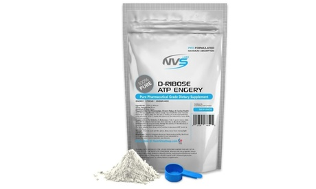 500g Pure D-Ribose Powder Energy and Endurance Supplement