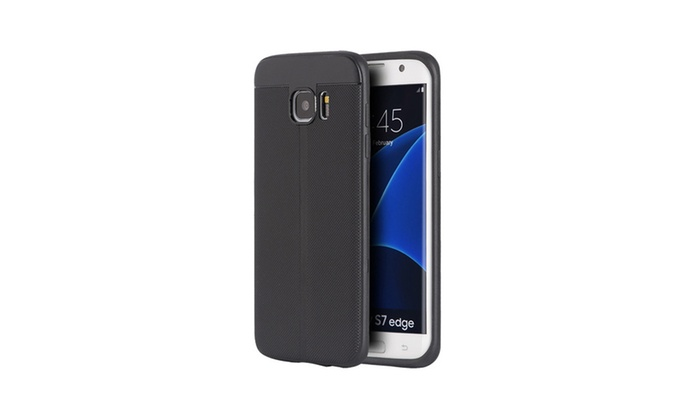 Groupon Goods: Samsung Galaxy S7 Edge T Style Anti-Slip Tpu Case