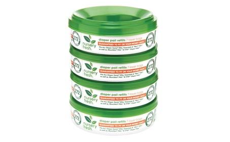 Nursery Fresh Refill for Diaper Genie and Munchkin Diaper Pails 1f4f4a09-84b5-4125-85e0-c5f86561e2dc