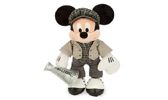 cf97b61f3f8 Mickey Mouse Movie Director Plush - Walt Disney Studios - 16