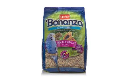 Hartz 4 Lb Nutrition Bonanza Parakeet Gourmet Diet 97625 54756da0-b517-44b9-80bc-f330e7caa3a9