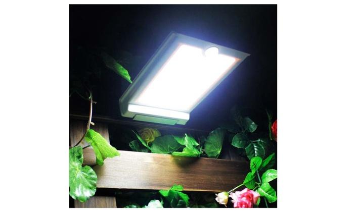 Motion Sensor Solar Lamp (46 LEDS)