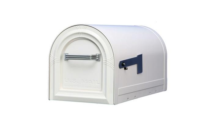 Mailbox Loc Wht Nbr2