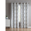 Patterned 76''x84'' or 76''x96''Window Curtain Panel Pair