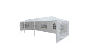 Canopy Outdoor Wedding Party Tent Gazebo Pavilion 5 Walls Cover at toping-love, plus 6.0% Cash Back from Ebates.