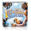 1st & Goal Football Board Game: Roll, Pass & Kick Your Way to Victory!