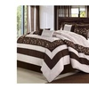 Bed in a Bag 2765 12 Piece Comforter Set Tiger Chocolate & Chalk