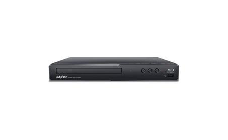 Refurbished Sanyo Blu-ray Disc & DVD Player with Built-in WiFi 5c5e97b2-a3e9-4e5b-b2a7-283136bb2875