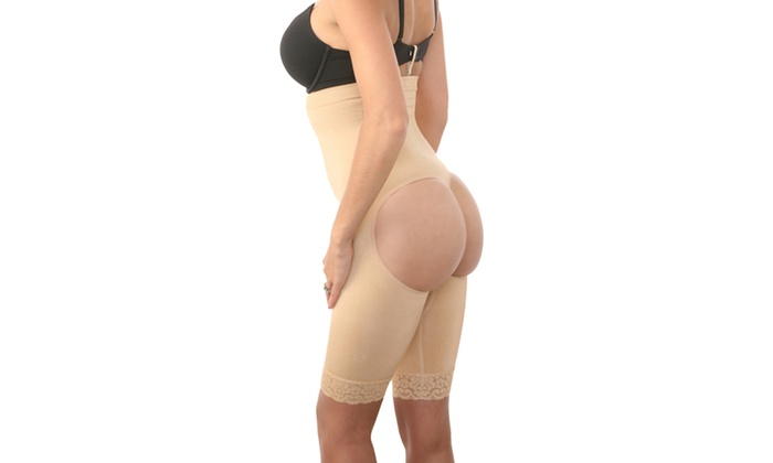 Valencia Shapewear Butt Lifter Waist Cincher Magic Boy Short