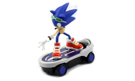 Sonic Free Riders Sonic the Hedgehog Skateboard Electric RC Car RTR 973a6d5e-4421-4498-b519-f1bdf1f56e2d