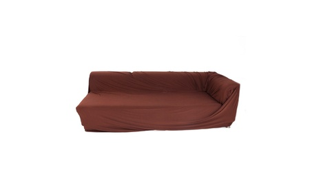 Spandex 2 Seats 2 Seats L-shaped High Elasticity Sofa Covers 3f8f2885-63e4-4db1-84bf-e7cddb793ef1