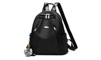 Backpack Purse for Women Nylon Anti-theft Lightweight Fashion Work School (IoTMicroTech) photo
