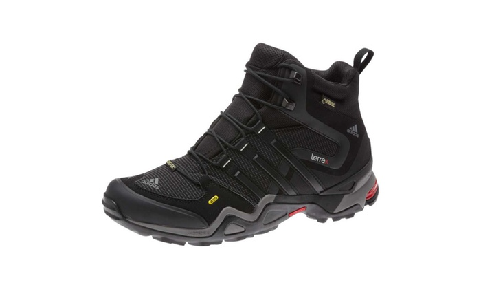 buy online 6f0db 8f299 Adidas Terrex Fast X Mid GTX Men's US 13 Hiking Shoes Carbon Black