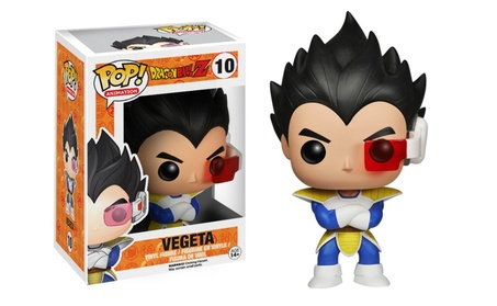 SDCC 2015 Exclusive Funko Pop Dragonball Z Vegeta Vinyl Figure - Blue f73667d4-0302-4b32-b8b0-c19257f5d4be