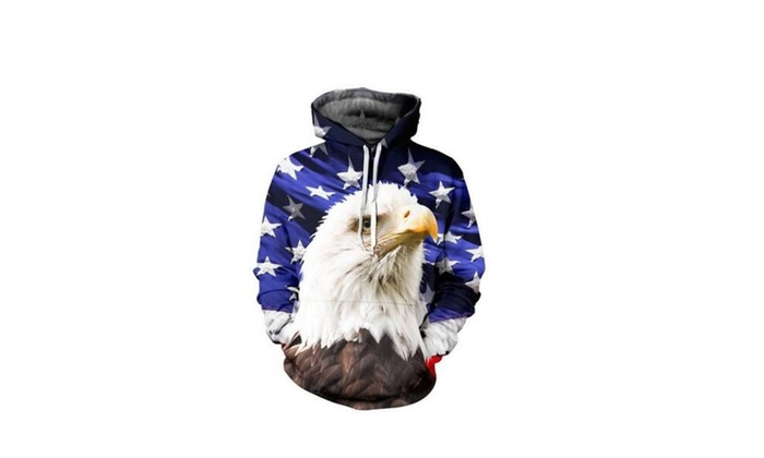Sweatshirt Fall/Winter Casual Animal Hoodies 3D