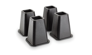 6 inch Bed Risers 4 Pack