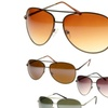 MLC Eyewear Retro Classic Fashion Large Aviator Sunglasses Model: NG4017