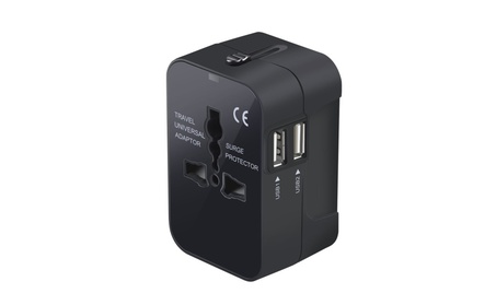 VCOO Introduces a Worldwide All in One Universal Travel Adapter photo