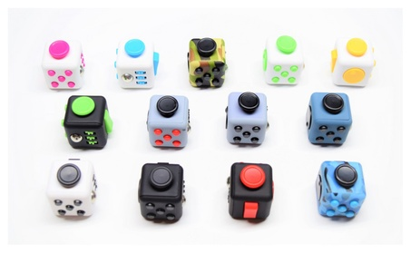 6 Side Fidget Cube Toy Stress Anxiety Relief optional Case c414f7d9-4ef0-4fb4-b07d-eb2ca74efc85