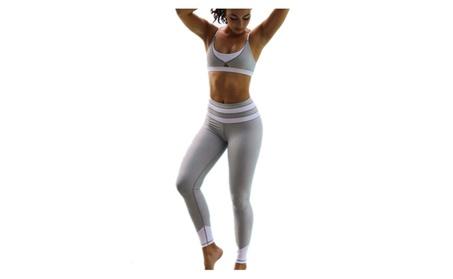 Fashion Women Gym Running Elastic Sports Leggings Yoga Pants adaa181f-e7ea-4431-8990-28aabd4383a6