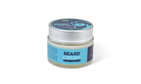Beard Care Balm Leave in Conditioner for Men Organic Shea Butter & Argan Oil 433f357e-a872-4f32-83a6-bb7d6012724f