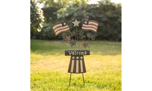 Patriotic Garden Decorations