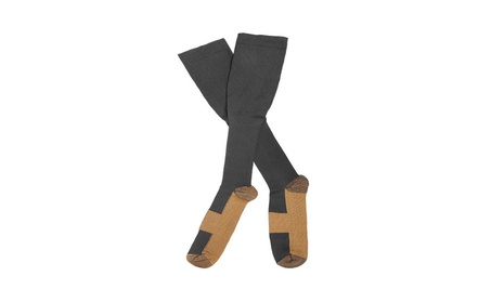 5 Pack of New Swelling Copper Compression Socks 6b1348b1-760e-4a6a-979a-2a19701b2ac3