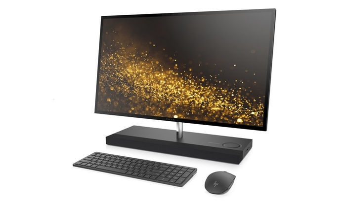 "HP ENVY 27-b114 Core i7-7700T 27"" QHD Touch Screen"