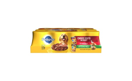 Choice Cuts in Gravy Combo Pack Beef & Country Stew Wet Dog Food 728abe73-7d5a-4f6f-830f-76876dd0adc8