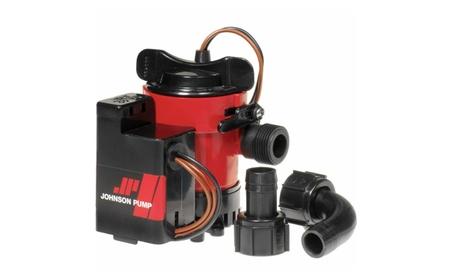 Johnson Pump 05903-00 Johnson Pump Cartridge Combo 1000GPH Auto Pump photo
