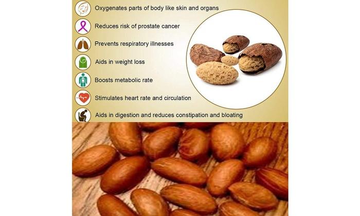 Natural Garcinia Bitter Kola Nuts Non GMO Herbal Organic