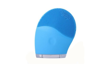 Silicone Facial Cleaning Face Cleaner Brush, Deep Vibrating Waterproof 02c6b6eb-3121-424c-b173-ce83fc9ecdeb