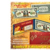24KT GOLD 2019 Chinese New YEAR OF THE PIG One-Dollar BILL LTD & Numbered of 888
