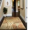 LR Home Grace Whirlpool Cream Rectangle Plush Indoor Area Rug