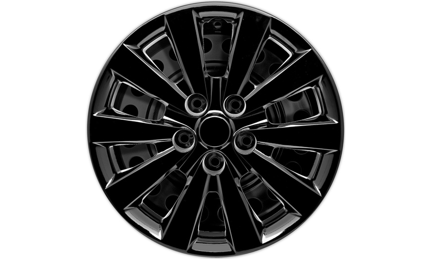 Up To 21 Off On Oxgord Hub Caps For Nissan Se Groupon Goods