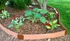 Classic Sienna Landscape Edging Kit, 16 ft. x 1 inch Curved Kit