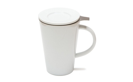 Ceramic Single Cup Tea Infuser Mug with Lid 8a13b350-589b-4bf4-848a-38a0fc6eb0b9