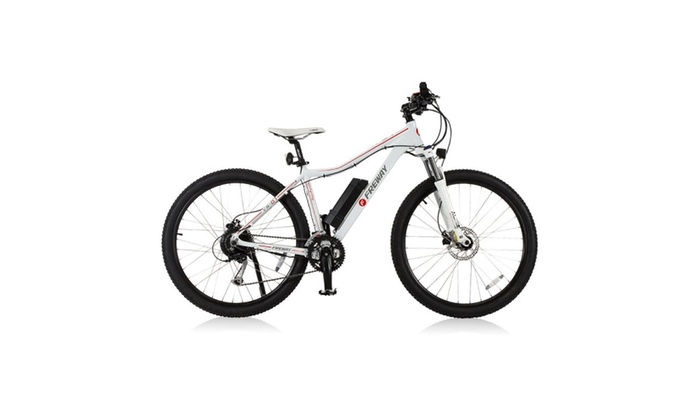 Freway 27 Speed Pedal-assist Smart Lithium Battery Electric Bicycle