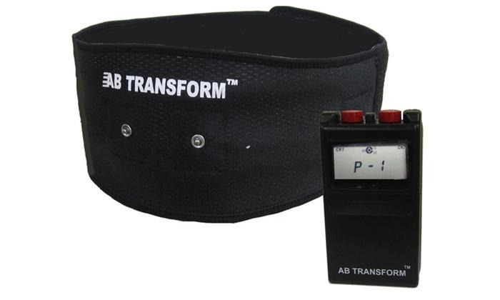 Premium Ab Transform Pro Toning Kit Muscle Simulator Tightener