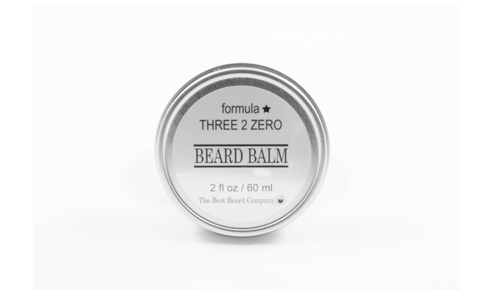 beard balm 100 naturual organic all hand made fragrance free groupon. Black Bedroom Furniture Sets. Home Design Ideas