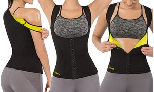 Cami Waist Trimmer Vest for Back Fat