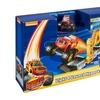 Fisher Price Blaze The Monster Machines Light &Launch Hyper Loop DTK34