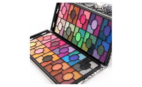 Miss Rose 100 Color 3D Professional Eyeshadow Palette Makeup Fasion 02bf885a-bcab-4e7a-8262-f1dc81ca7353