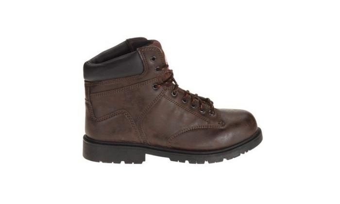 4aab958dedf Brahma Men's Raid Steel Toe Work Boot