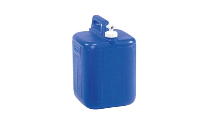 Coleman 5 Gallon Carrier Water Container Camping Picnic