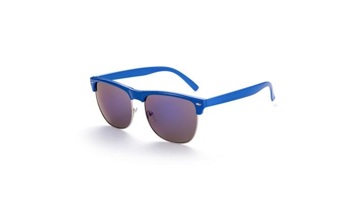 Williamsburg Wayfarer Sleek Sunglasses