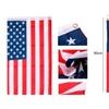 American Flag U.S.A. US Banner Metal Grommets