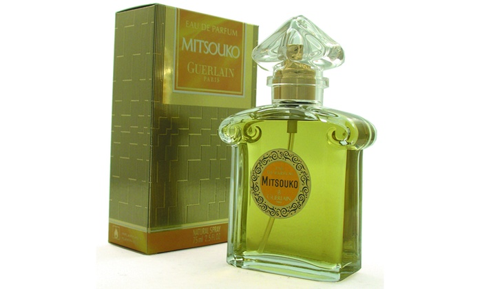 Up To 63 Off On Mitsouko By Guerlain Edp Spra Groupon Goods